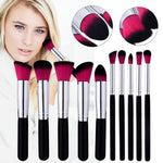 Professional Cosmetic Brushes Kit