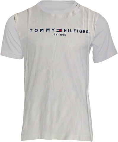 Tommy Hilfiger T-Shirts White Color
