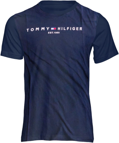 Tommy Hilfiger T-Shirts Blue Color
