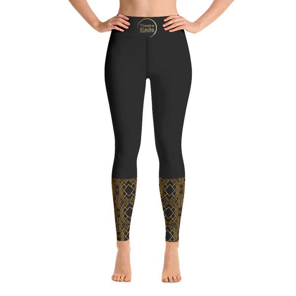 Art Deco Leggings