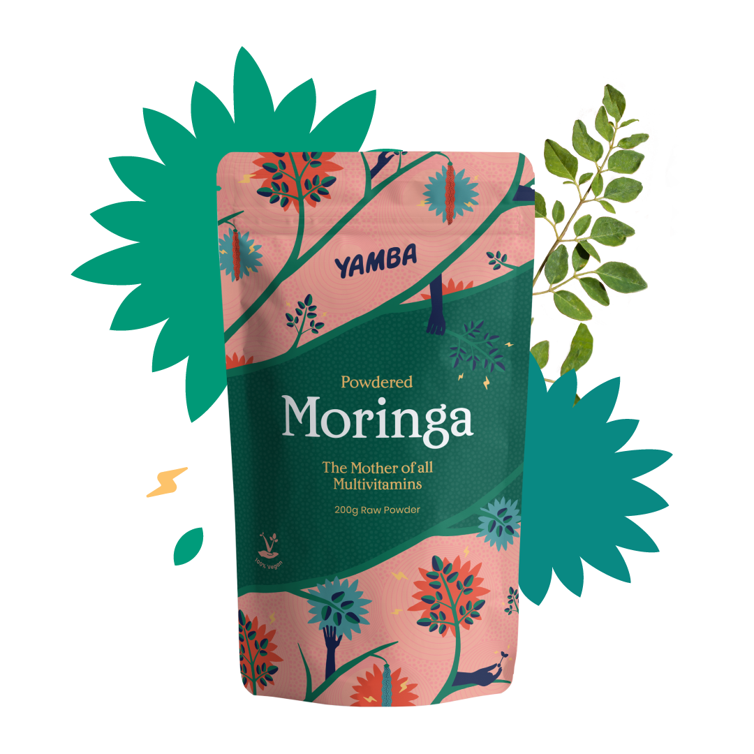 Moringa Powder (200g)