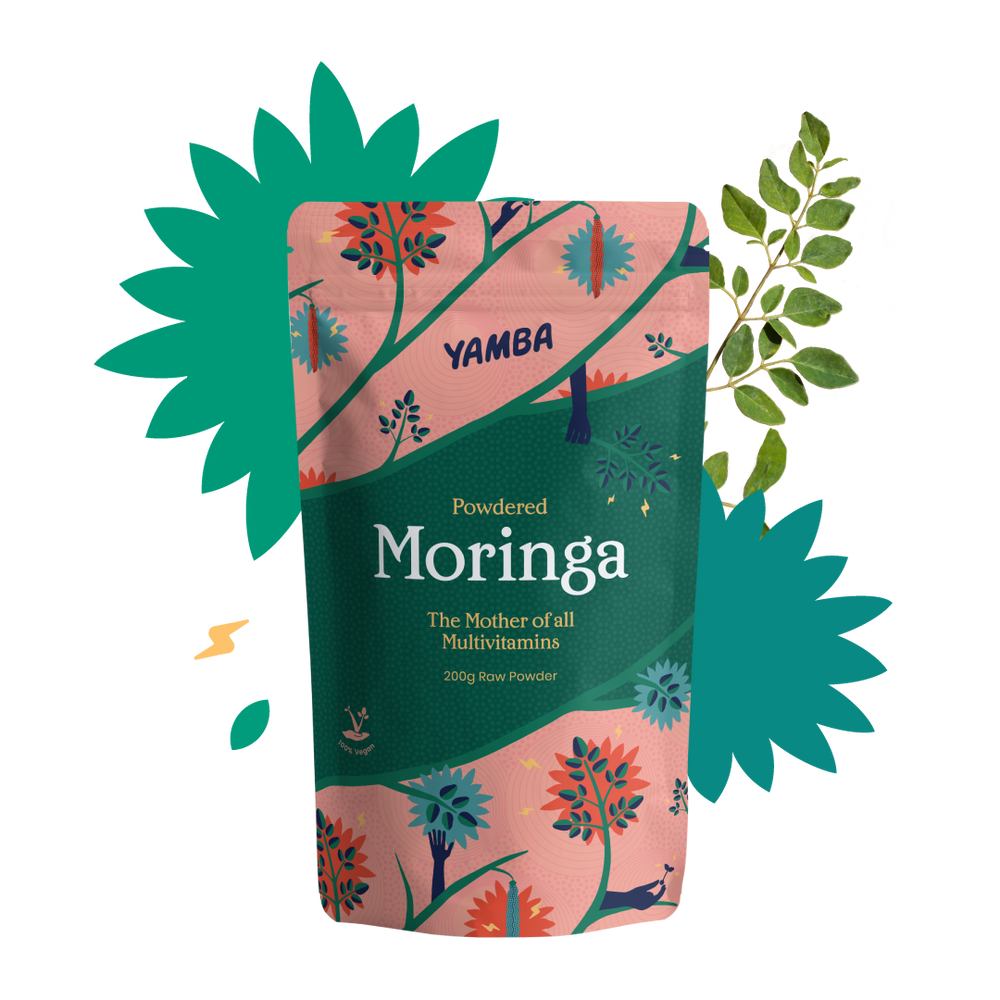 Load image into Gallery viewer, Moringa Poeder (200 g)