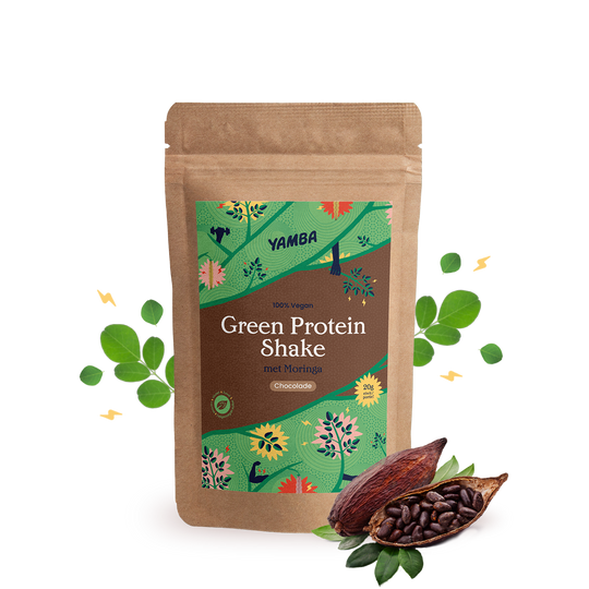 Green Protein Shake Chocolate (1kg)