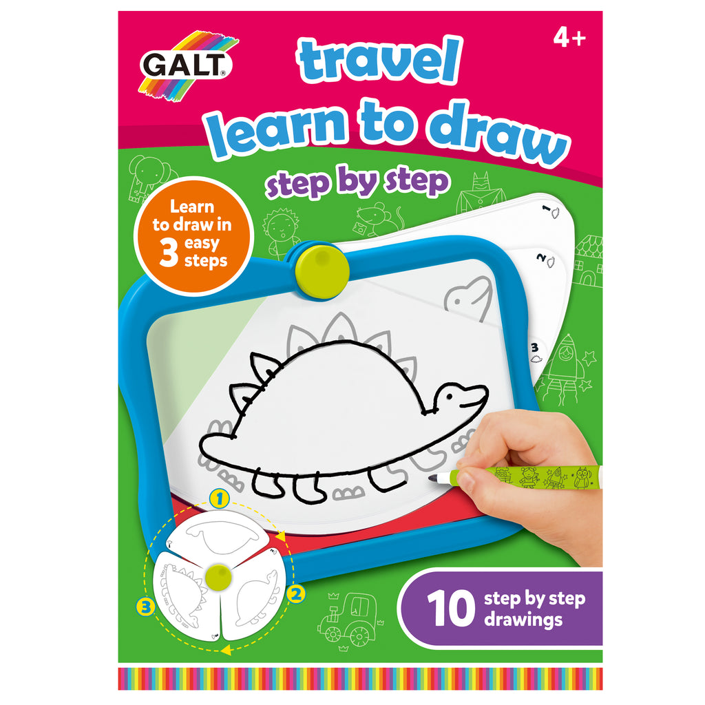Travel Learn to Draw