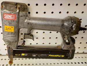 "Senco FinishPro 15 5/8"" to 1-1/4"" 18-Gauge Brad Nailer"