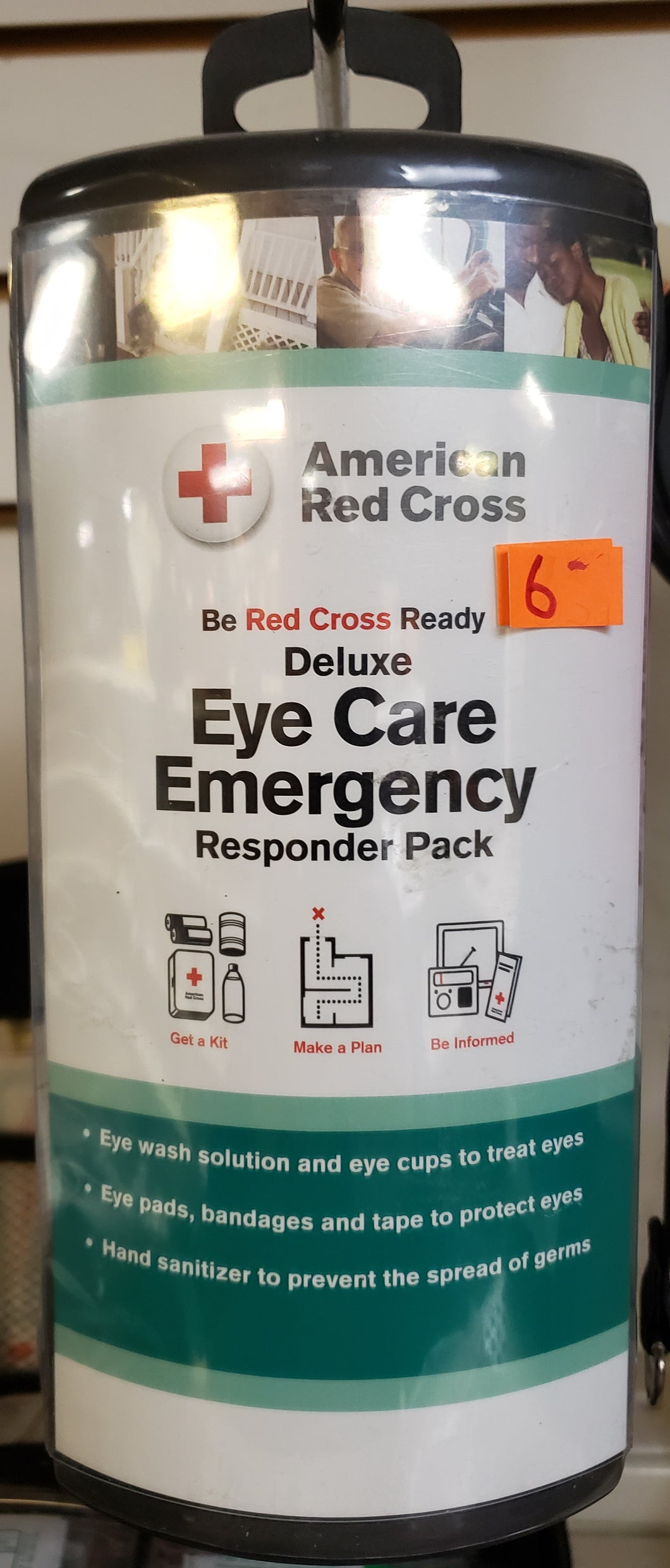 American Red Cross RC-684 Eye Care Emergency Responder Pack