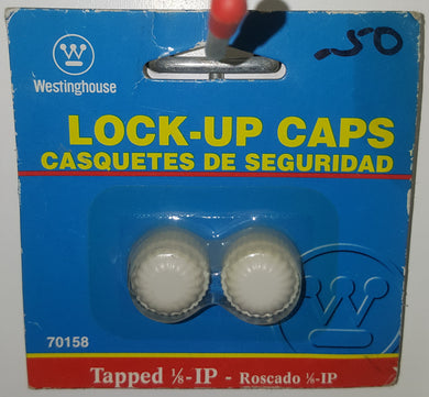 Westinghouse 70158 Lock-Up Caps