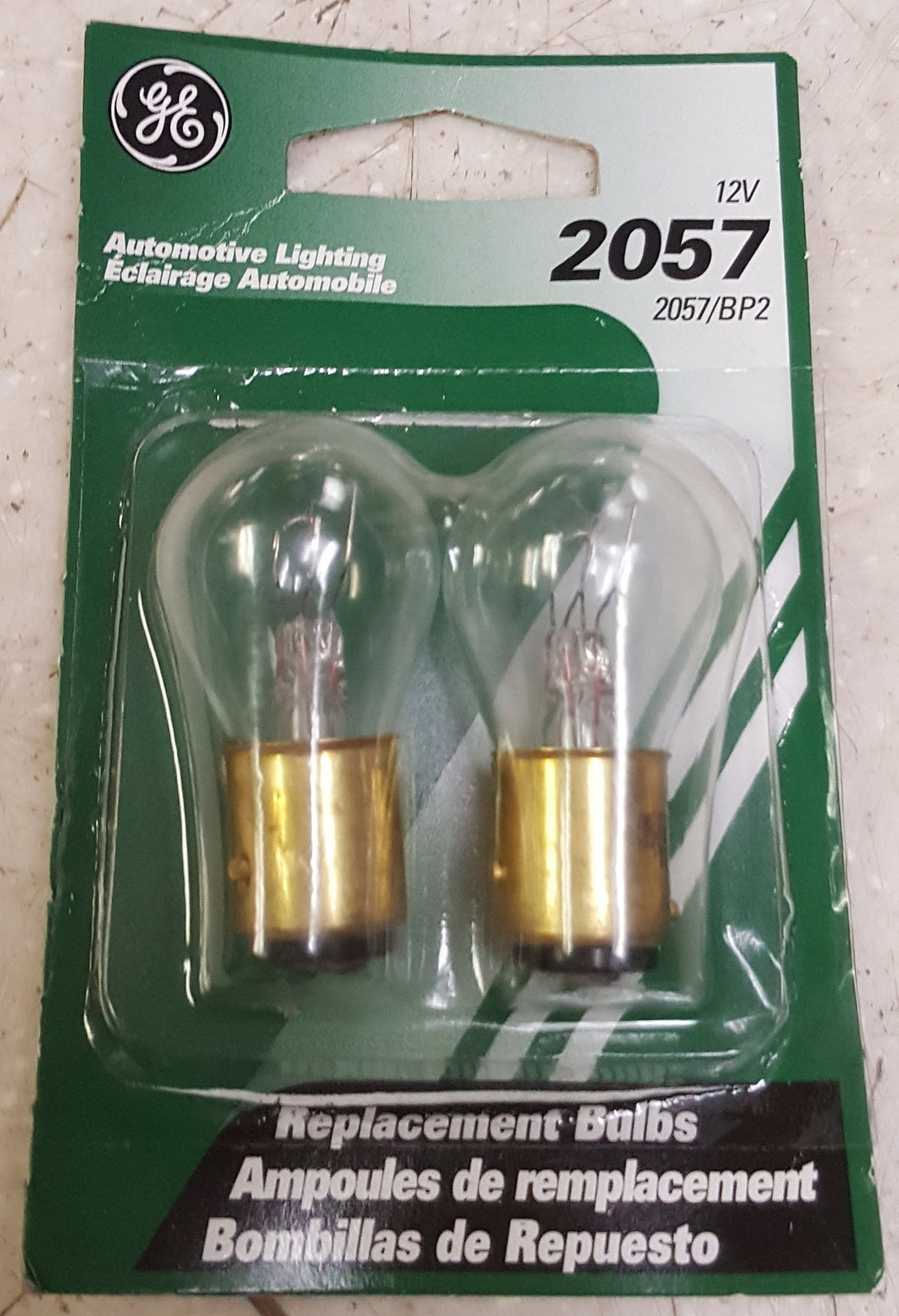 GE 2057/BP2 2057 Replacement Bulb 2-Pack