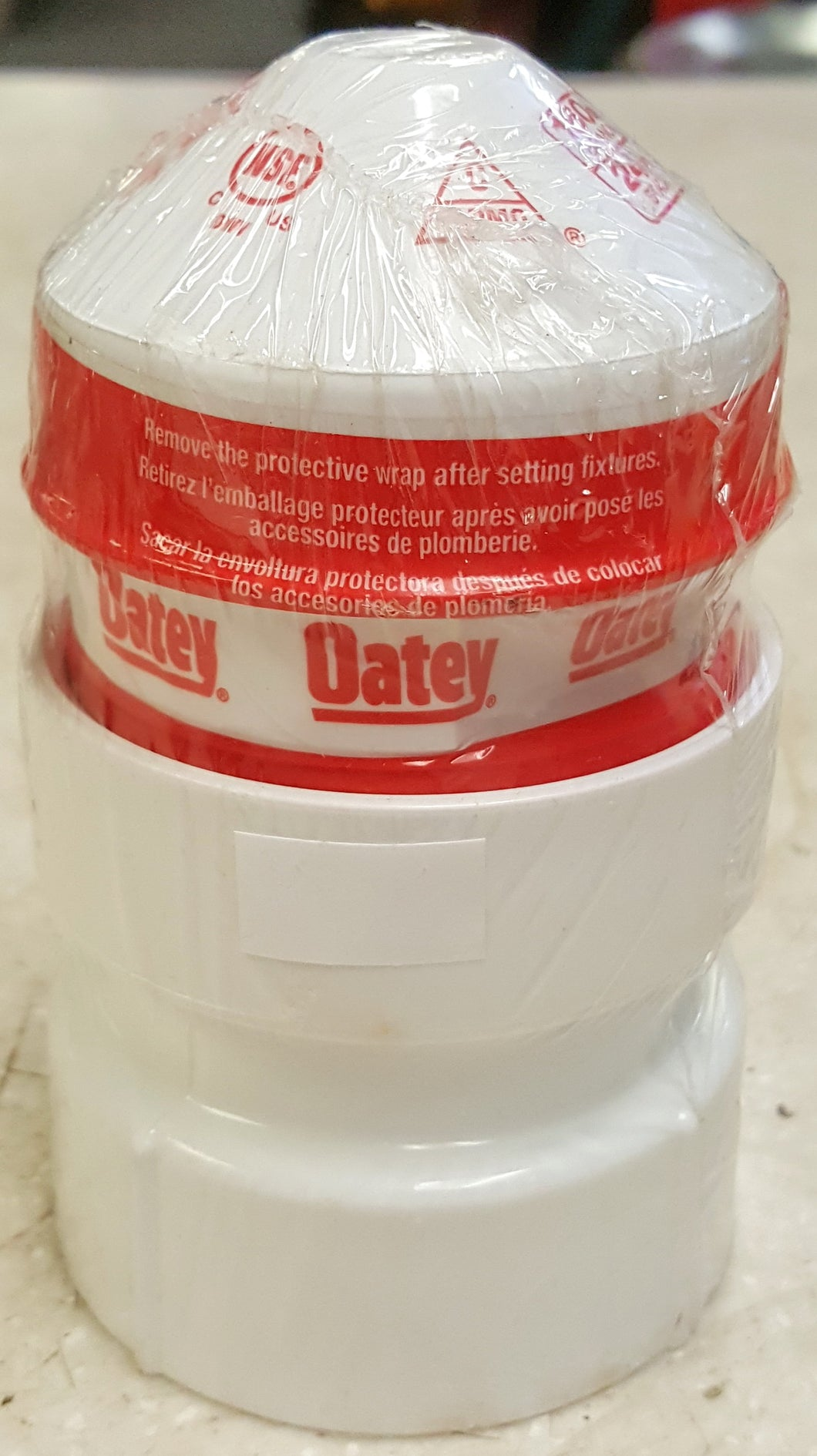 Oatey 39017 Sure-Vent Air Admittance Valve with 1-1/2-Inch by 2-Inch PVC Adapter