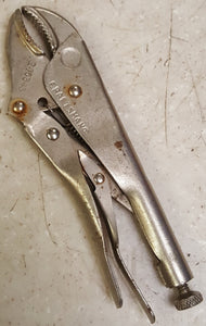 "Vintage Craftsman 45343 5"" Locking Pliers"
