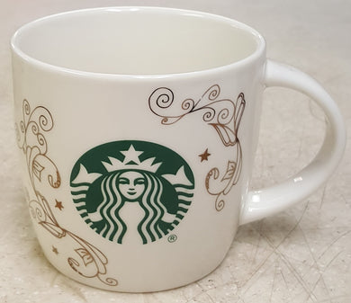 Starbucks 14 oz Collectible Mug