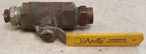 "Apollo 3/4"" FNPT x FNPT Ball Valve"