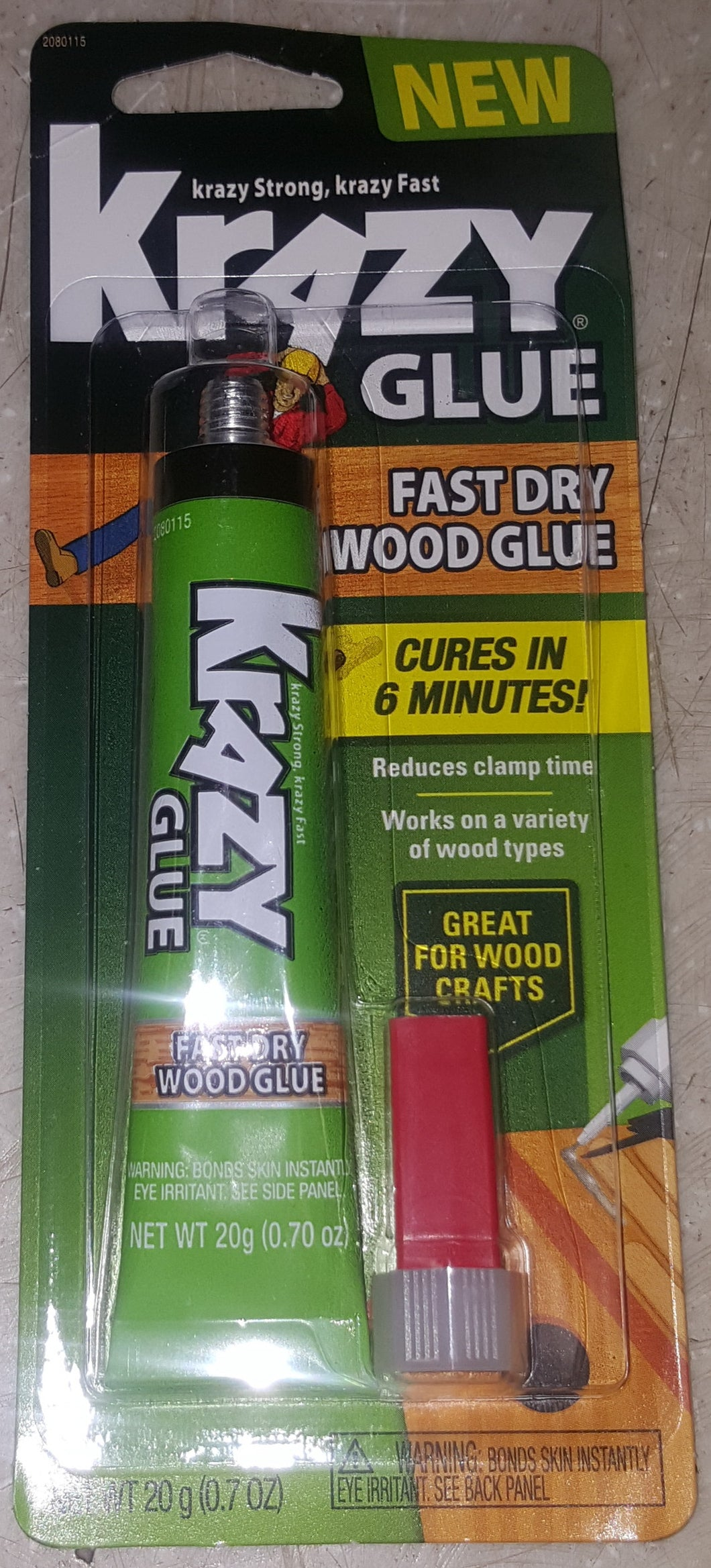 Krazy Glue For Wood 20g