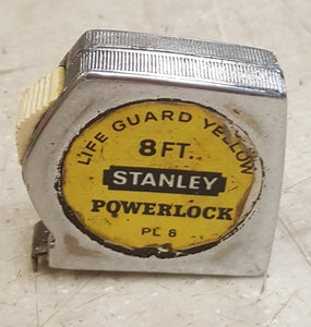 Stanley PL8 8' Tape Measure