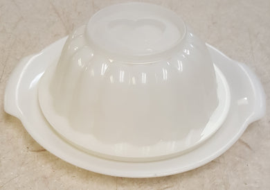 Tupperware Jel-N-Serve Heart Jello Mold