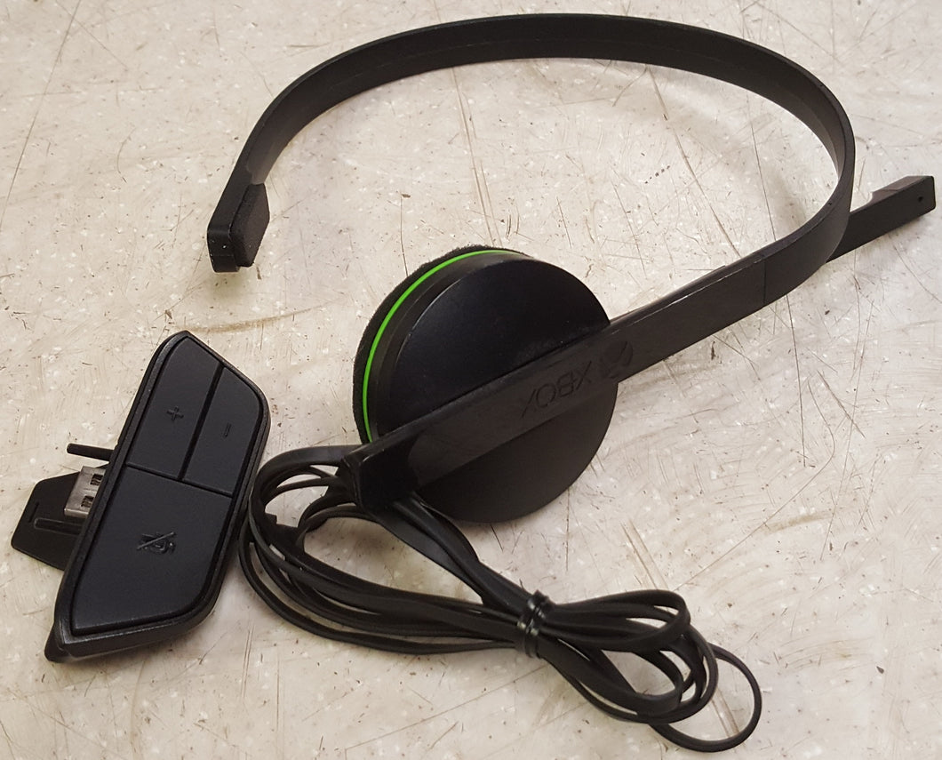 Microsoft 1564 Xbox One Chat Headset