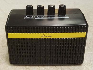 Donner Guitar 3W Mini Electric Rechargeable Amplifier