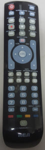 RCA RCRN04GR 4-Device Remote Control with LED Backlighting