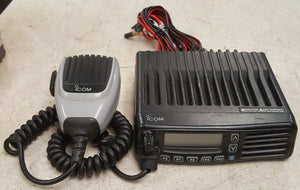 Icom IC-F5061D Commercial VHF 136-174 512 Ch 50W Digital Mobile Radio with Mic (Programmed)