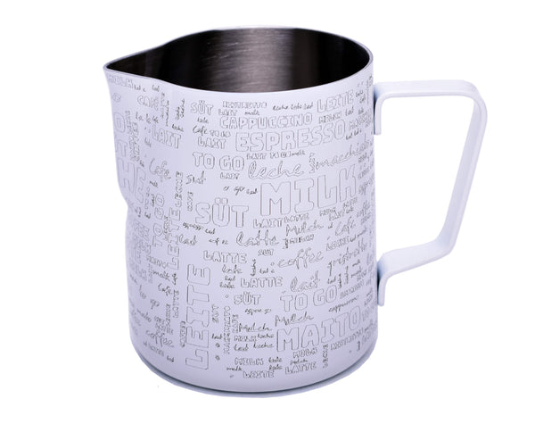 Joe Frex Milk Pitcher TEXT