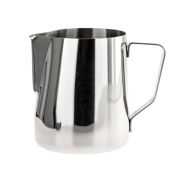 Rhino Barista Milk Pitcher Silver 600ml