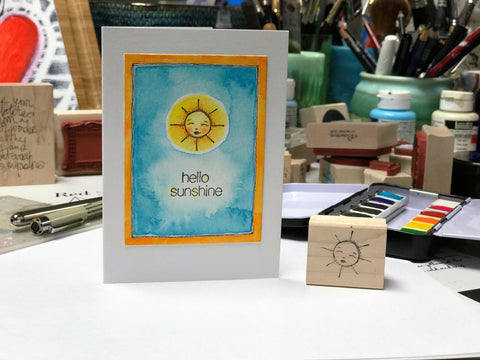 go lucky sun card