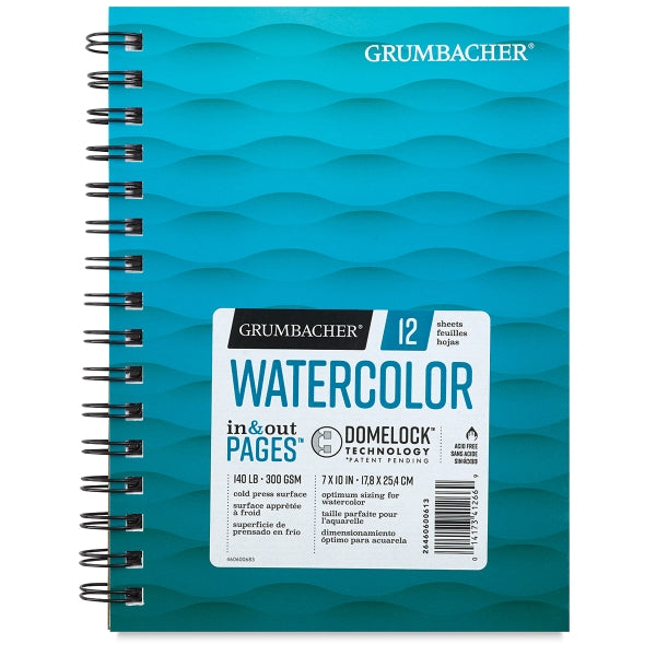 Grumbacher | Watercolor Pad