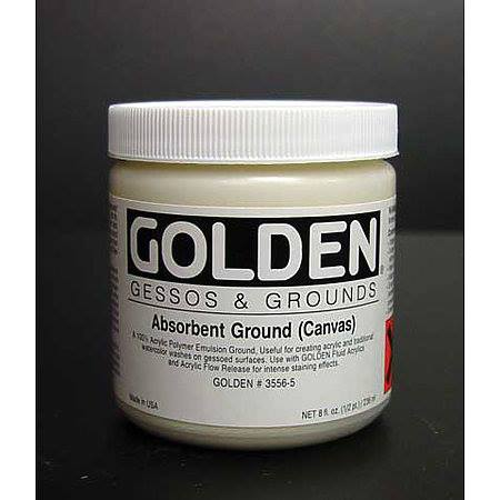 Golden | Absorbent Ground