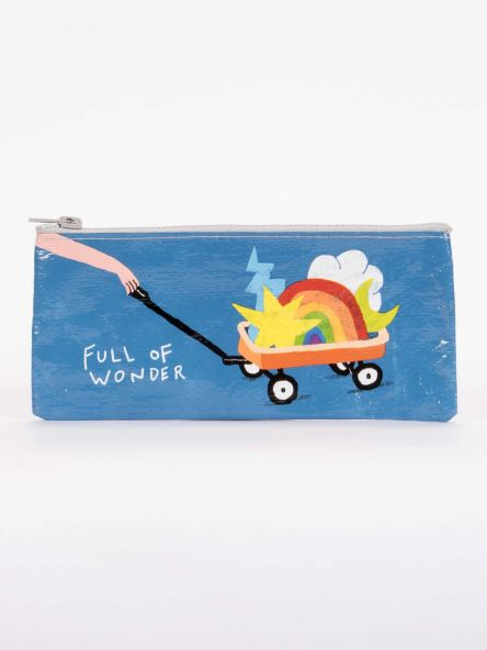 Blue Q | Full of Wonder Pencil Case