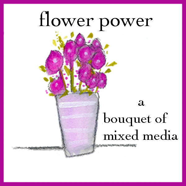 Online Workshop | Flower Power | w/Kae Pea