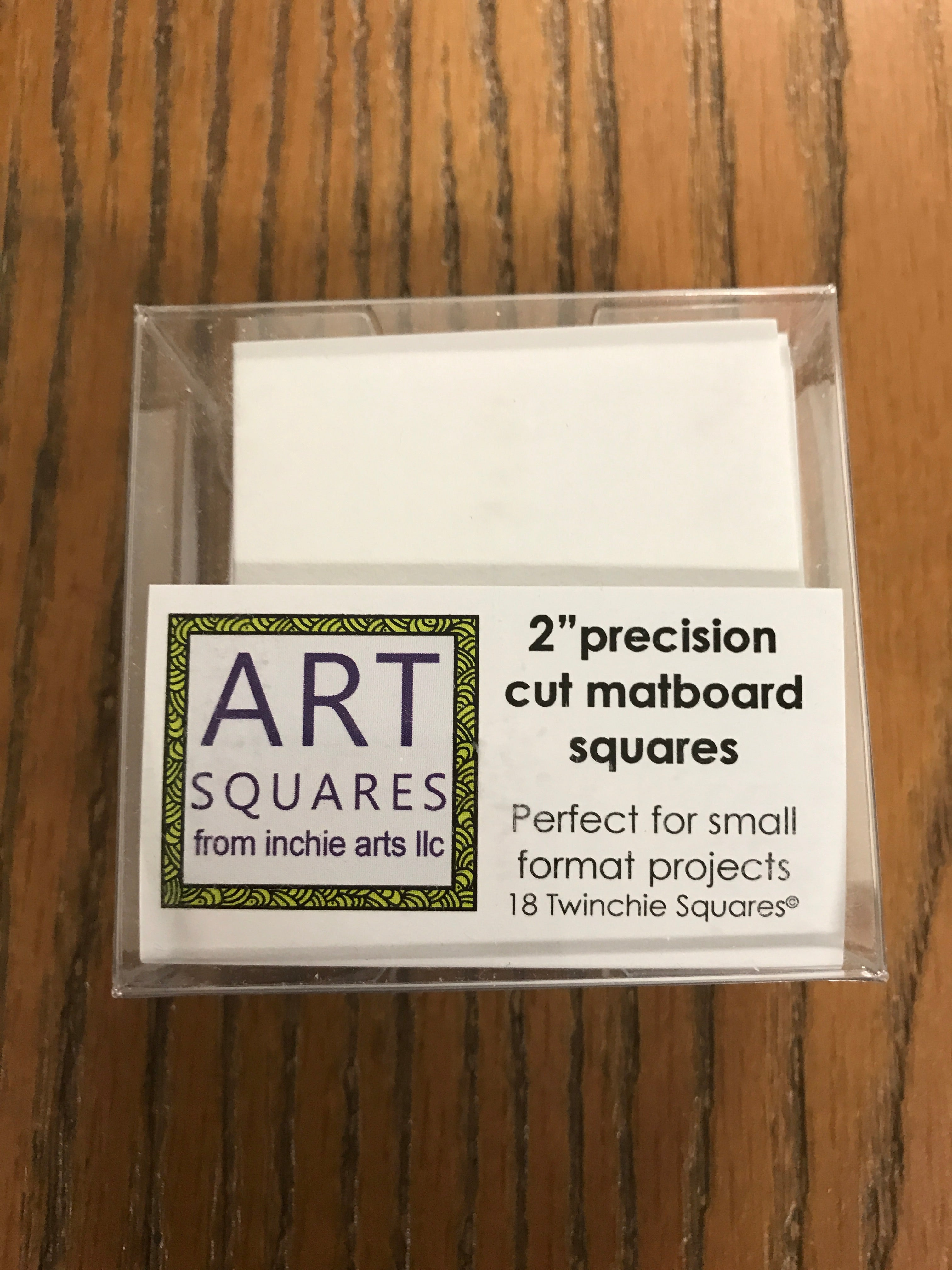 "Inchie Arts | 2"" Art Squares 