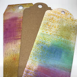 Extra Large Chipboard Tags | Set of 3