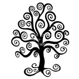 TREE OF LIFE - JS5252H - Rubber Art Stamp