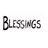 Blessings - JS5384E - Rubber Art Stamp