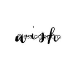 Build-A-Cosmos | Wish - JS5452C - Rubber Art Stamp
