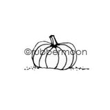 Kae Pea | KP5510AA - October Squash - Rubber Art Stamp