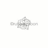 Marylinn Kelly | MK7215C - May Bouquet - Rubber Art Stamp