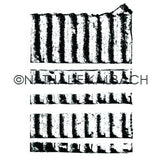 Nathalie Kalbach | NK5564I - Blocks - Rubber Art Stamp