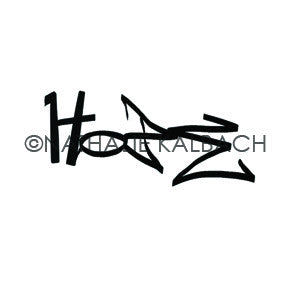 Hope Tag - NK5578D - Rubber Art Stamp