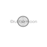 Nathalie Kalbach | NK7240B - Circle Drive Positive (small) - Rubber Art Stamp
