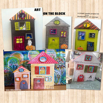 Art on the Block - HK100 - Creative House Kits