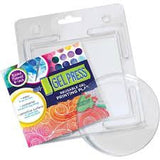 "Gel Press Reusable Gel Printing Plate | 4"" Round"