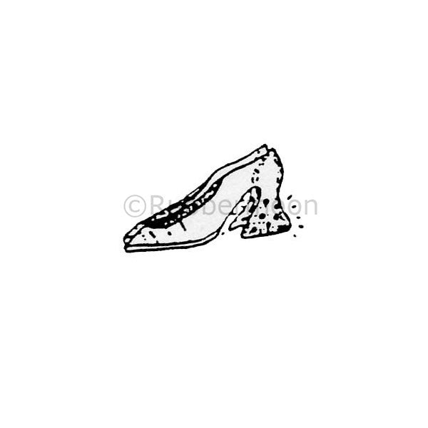 City Heels - MK167A - Rubber Art Stamp