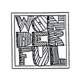 Marylinn Kelly | MK493E - Wonderful - Rubber Art Stamp