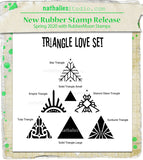 Nathalie Kalbach | Triangle Love Set | NKTL07