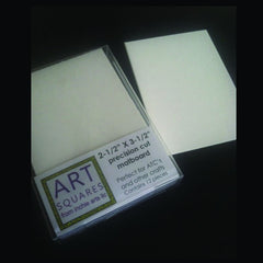 Inchie Arts | ATC Size Art Squares | Box of 12