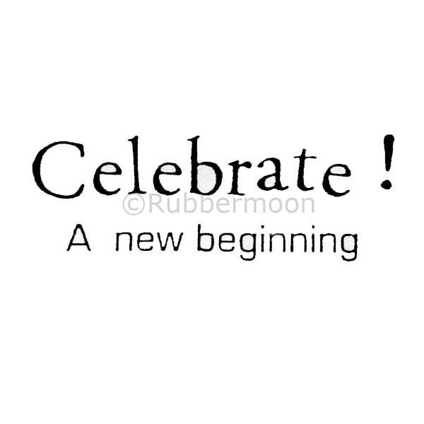 "rm2164 - ""celebrate! a new beginning"""
