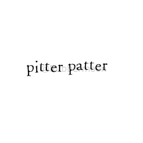 "rm2268 - ""pitter patter"""