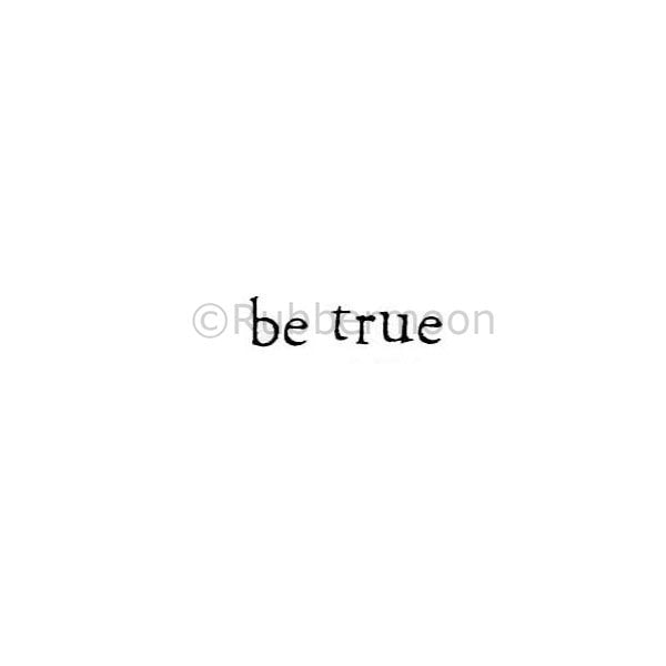 "rm2330 - ""be true"""