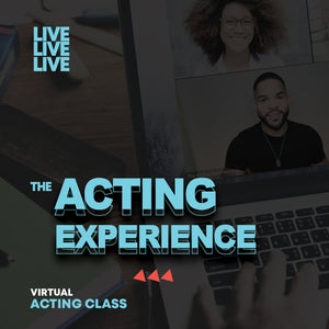 """Intro to Acting"" Monthly Acting Pass"